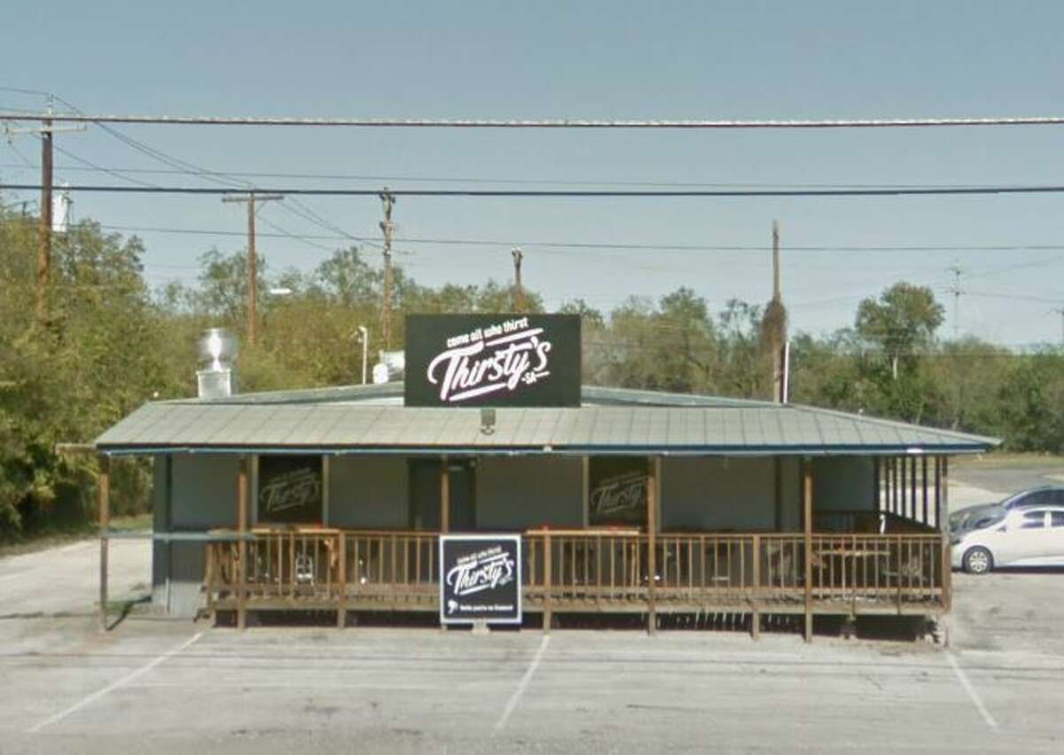 Cowboy Breakfast at Thirsty's SA  7 a.m. to 2 p.m.