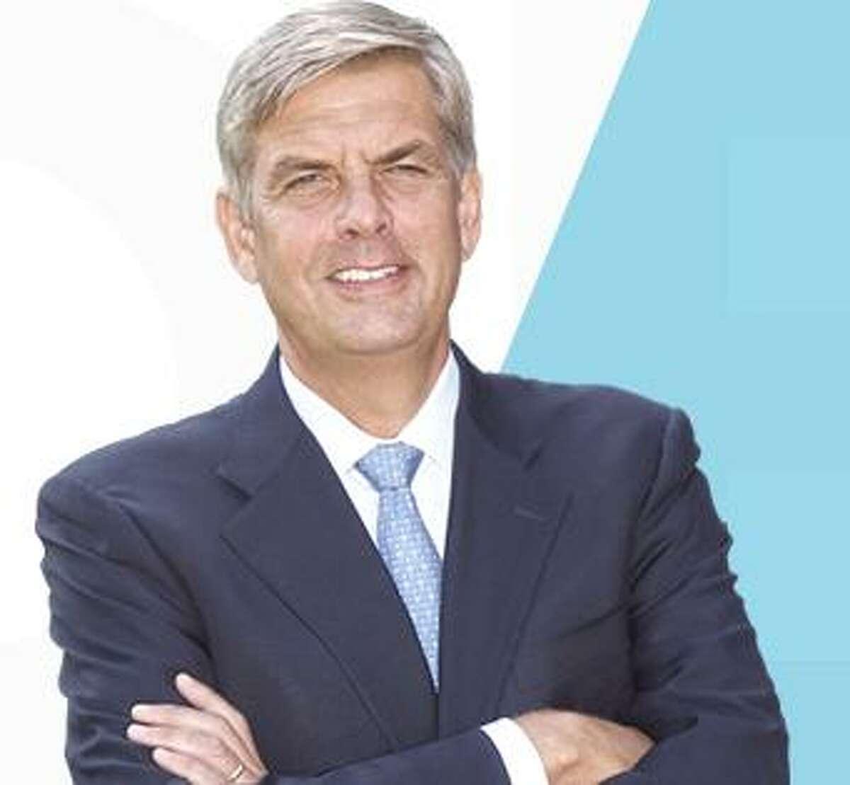 Republican Bob Stefanowski of Madison