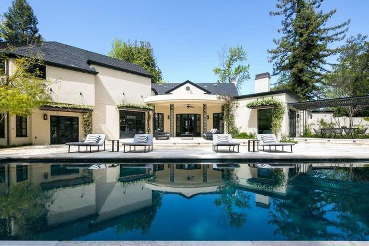 Jeff Weiner's Menlo Park home.