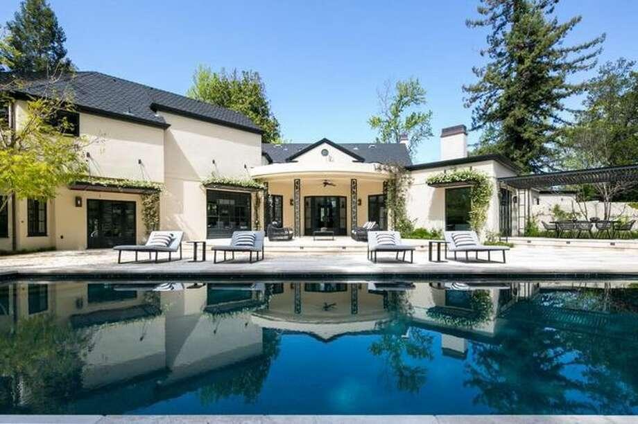 Jeff Weiner's Menlo Park home. Photo: Realtor.com