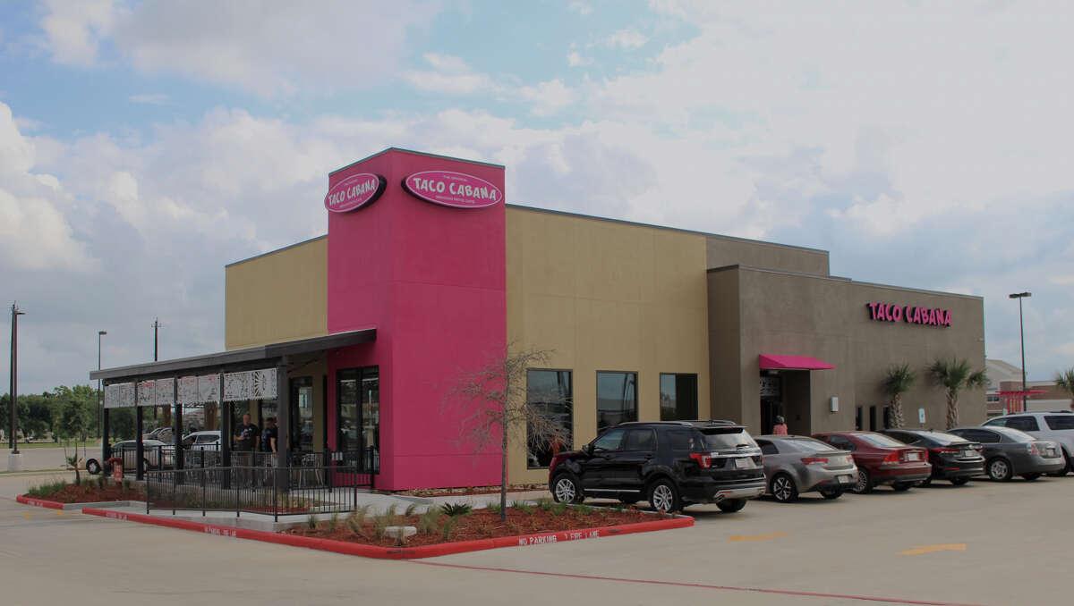 Taco Cabana has opened a location at 6311 Garth Road in Baytown.
