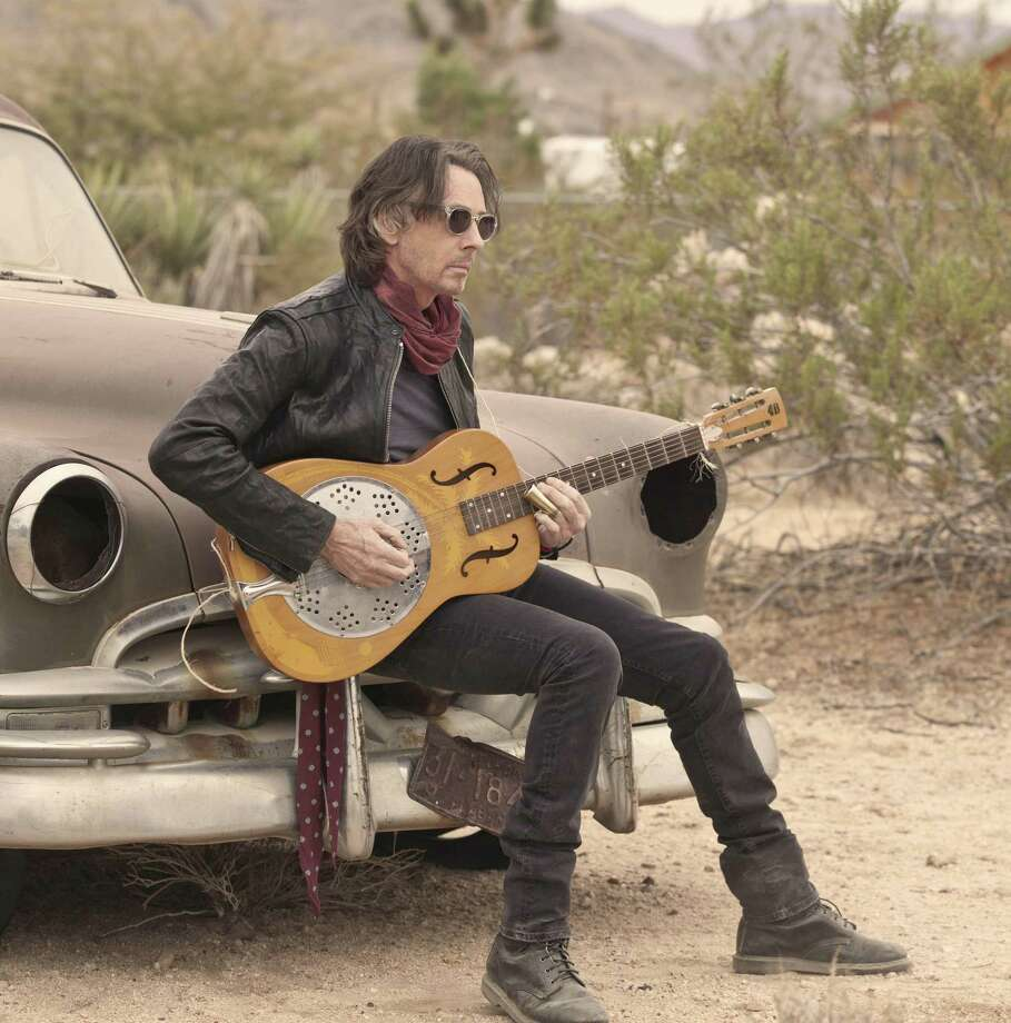 Rick Springfield will play solo at the Shubert on May 11. Photo: Elizabeth Attenborough / Contributed Photo