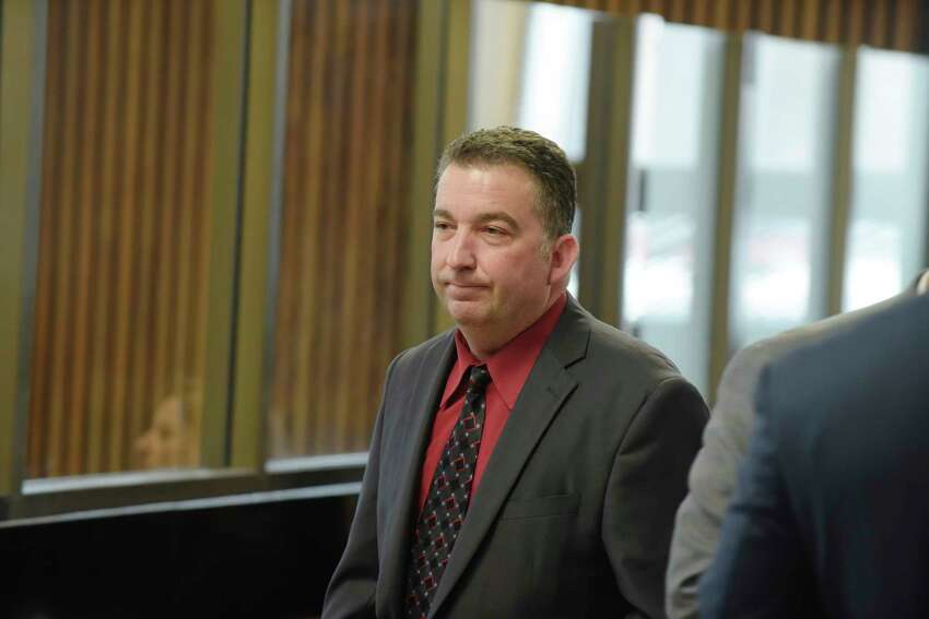 Former Sgt. Mark E. LaViolette, Galway Police Department:Pleaded guilty to criminal solicitation, a violation, inOctober 2018. He also agreed to resign and relinquish his police officer certification. LaViolette was arrested in May 2018 on a felony offering a false instrument for filing charge, for his alleged involvement in the filing of official forms with the state Division of Criminal Justice Services that falsely stated officers completed mandated training courses when they had not. LaViolette - a former Schenectady police officer who also works full-time as Schenectady County's director of emergency management - has been put on leave from his county job but will continue to collect his nearly $67,000 a year salary.