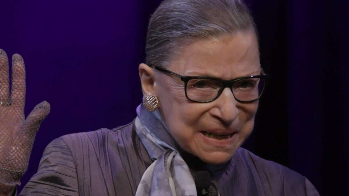 The documentary �RBG� charts the life and career of Supreme Court Justice Ruth Bader Ginsburg. Credit: Magnolia