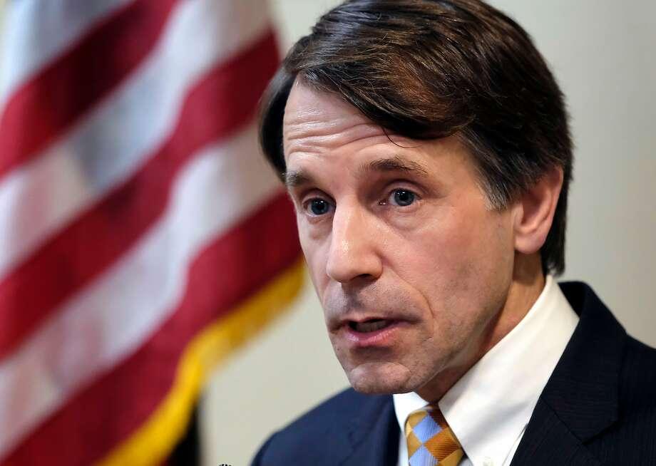 State Insurance Commissioner Dave Jones Photo: Richard Vogel / Associated Press