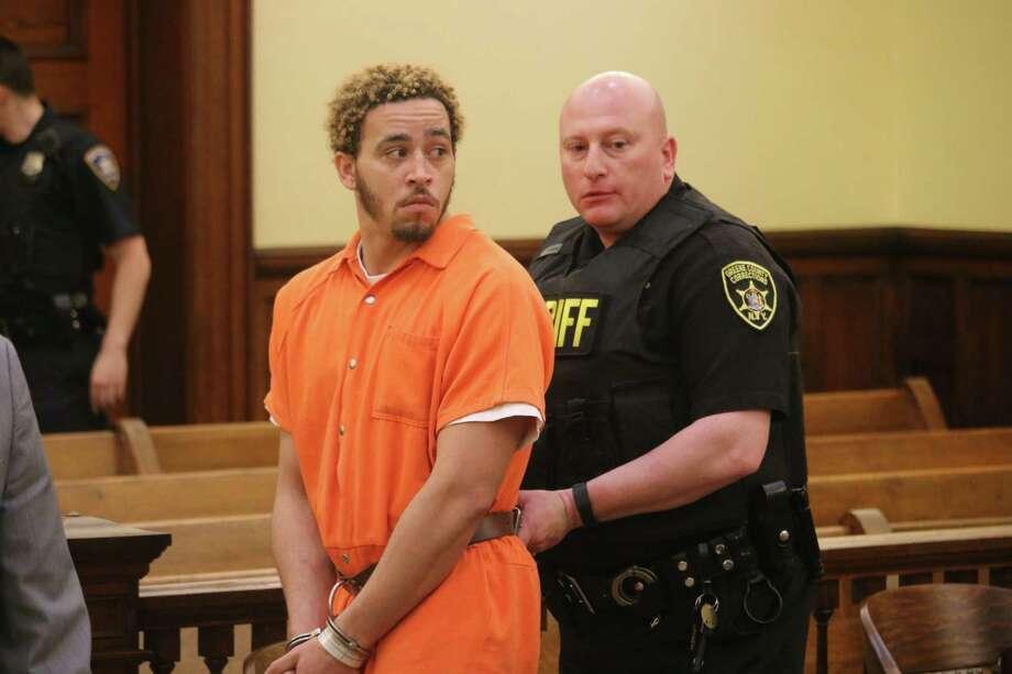 DA: Accused killer buried romantic rival below bedroom