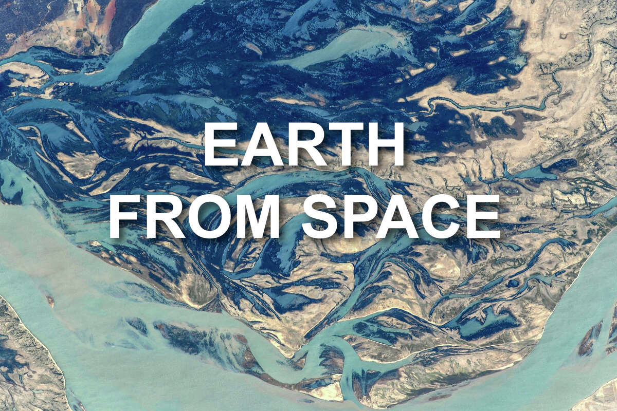 See images of Earth from the International Space Station.