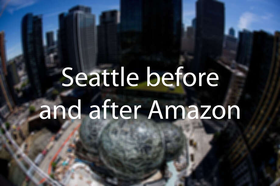 How Seattle Changed After Amazon Came To Town Seattlepi Com