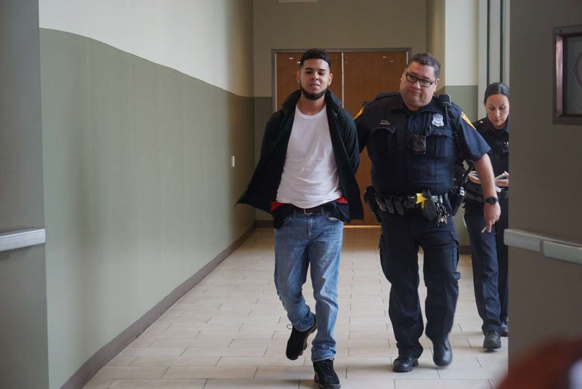 Henry Ruiz, 19, faces a murder charge in the death of Angel Zamudio Ruiz, 20, according to the San Antonio Police Department.