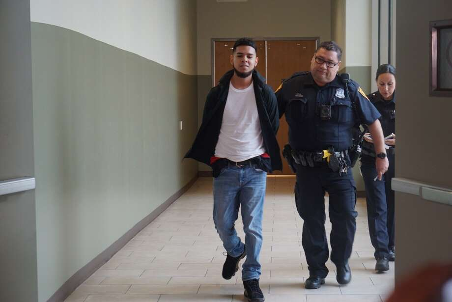Henry Ruiz, 19, faces a murder charge in the death of Angel Zamudio Ruiz, 20, according to the San Antonio Police Department. Photo: Jacob Beltran