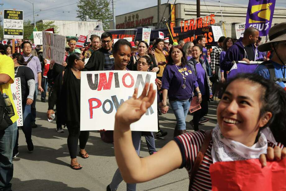 The Seattle metro area ranked as the third most unionized large metro area across the country, according to a new study.