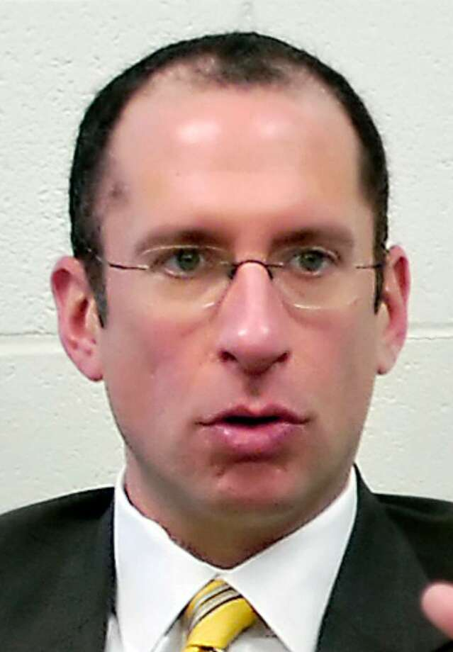 Stamford public schools Superintendent, Joshua Starr Photo: Bob Luckey, ST / Stamford Advocate