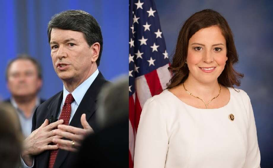 Democratic congressional candidates square off on Tuesday for the chance to challenge Republican incumbents John Faso and Elise Stefanik.