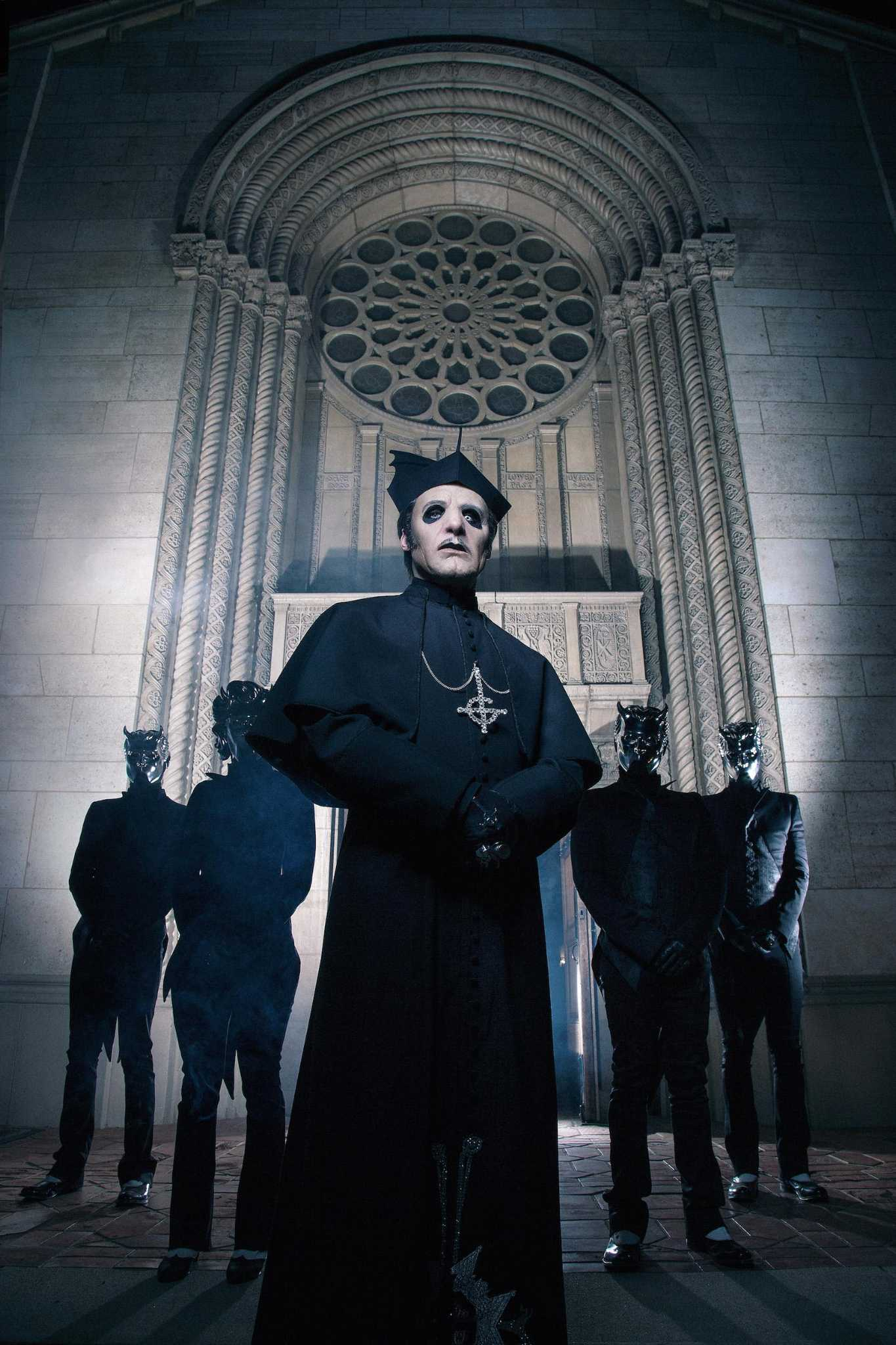 ghost is the smartest band in the world