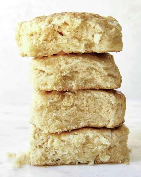 "JoJo's Biscuits from ""Magnola Table"" (William Morrow Cookbooks) Photo: Amy Neunsinger / Amy Neunsinger"