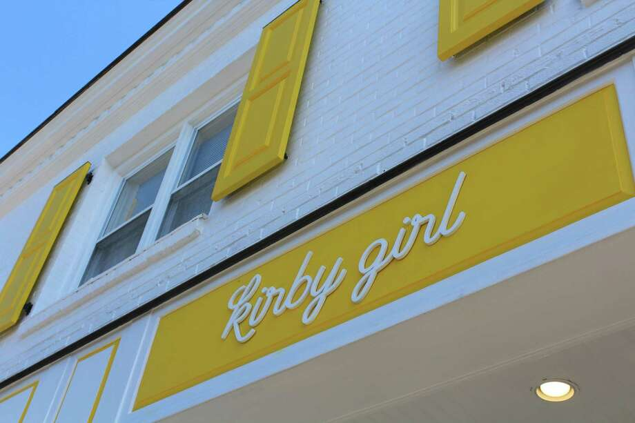 Kirby Girl is at 14 Brooks St. and will open this weekend. Photo: Humberto J. Rocha / Hearst Connecticut Media / Darien News