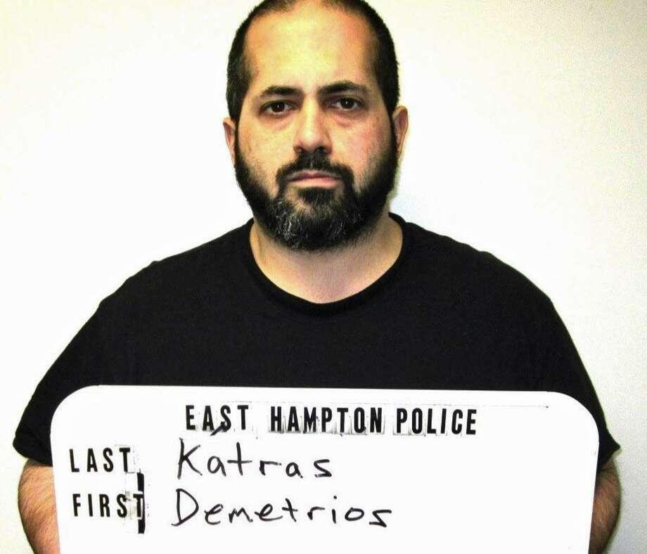 Demetrios Katras Photo: East Hampton Police Photo
