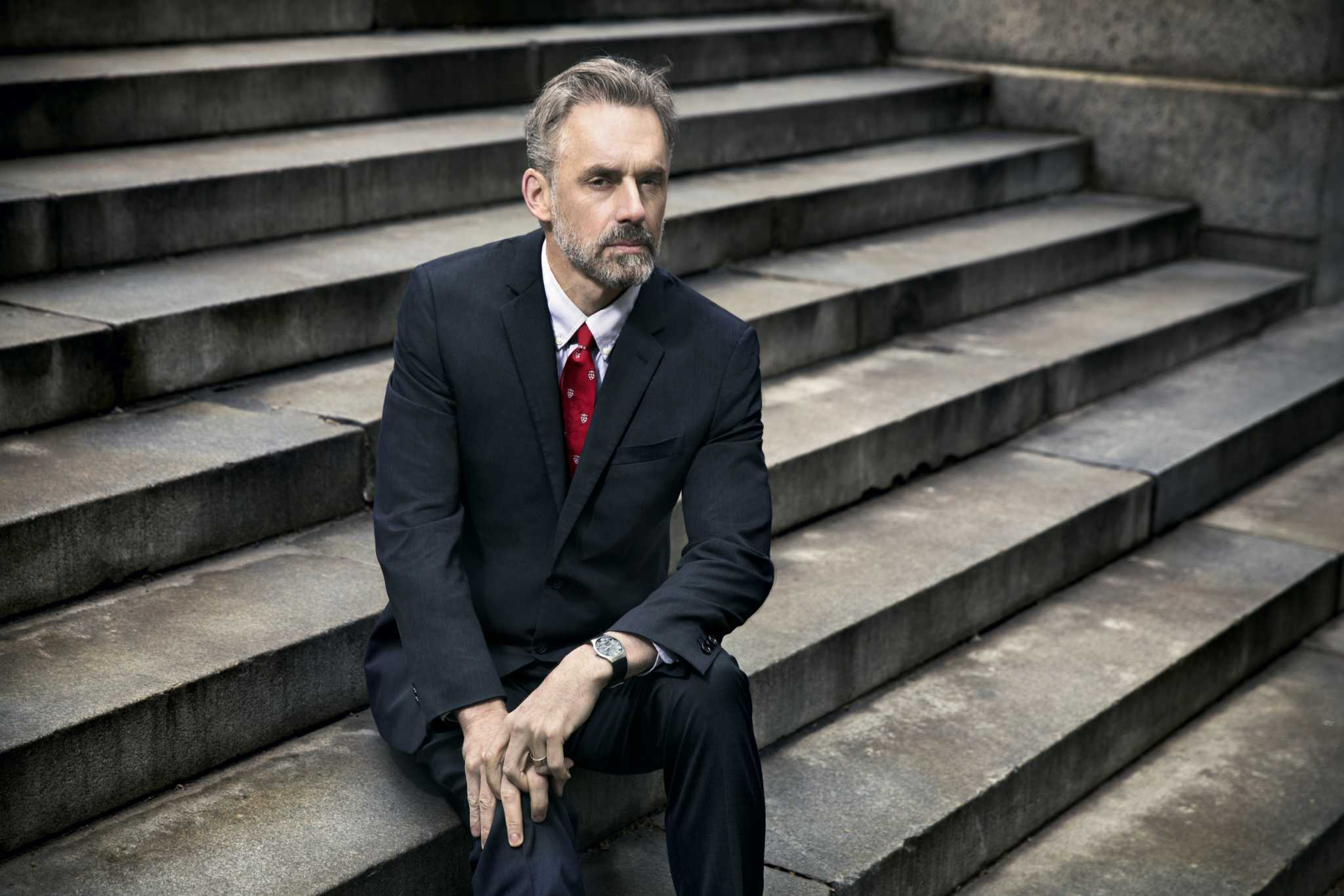 Jordan Peterson Is On A Crusade To Toughen Up Young Men