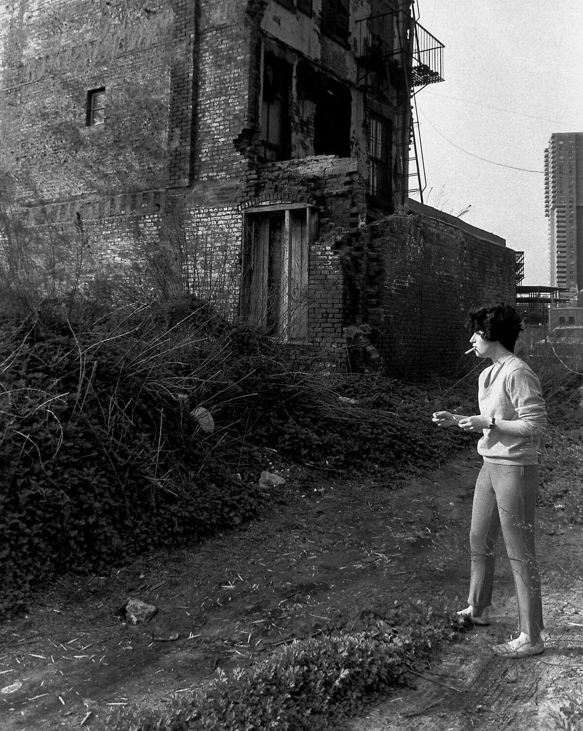"Cindy Sherman, ""Untitled Film Still #60"" (1980)"