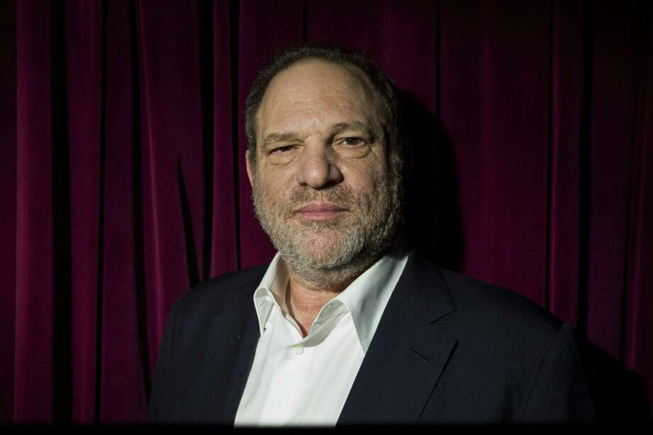 FILE -- Film producer Harvey Weinstein in New York, March 26, 2015. A former employee of Weinstein accused him in a lawsuit on May 2, 2018, of sexually and physically assaulting her for years and threatening to ruin her career if she denied his sexual advances or told anyone about them. Photo: BENJAMIN NORMAN /NYT / NYTNS