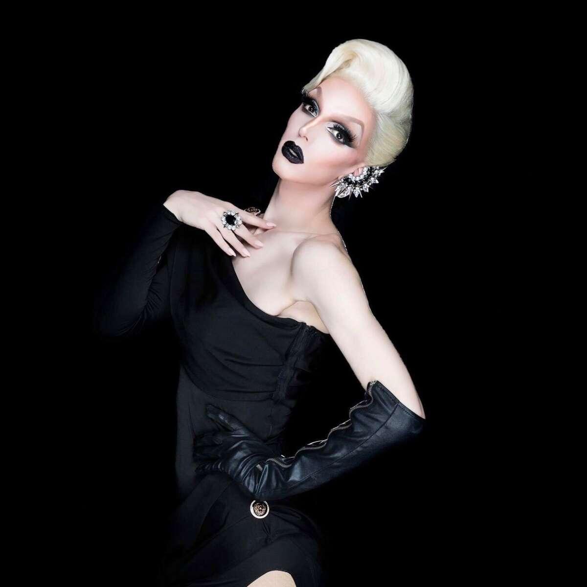 Houston drag queen Chloe Knox has a nonstop schedule.