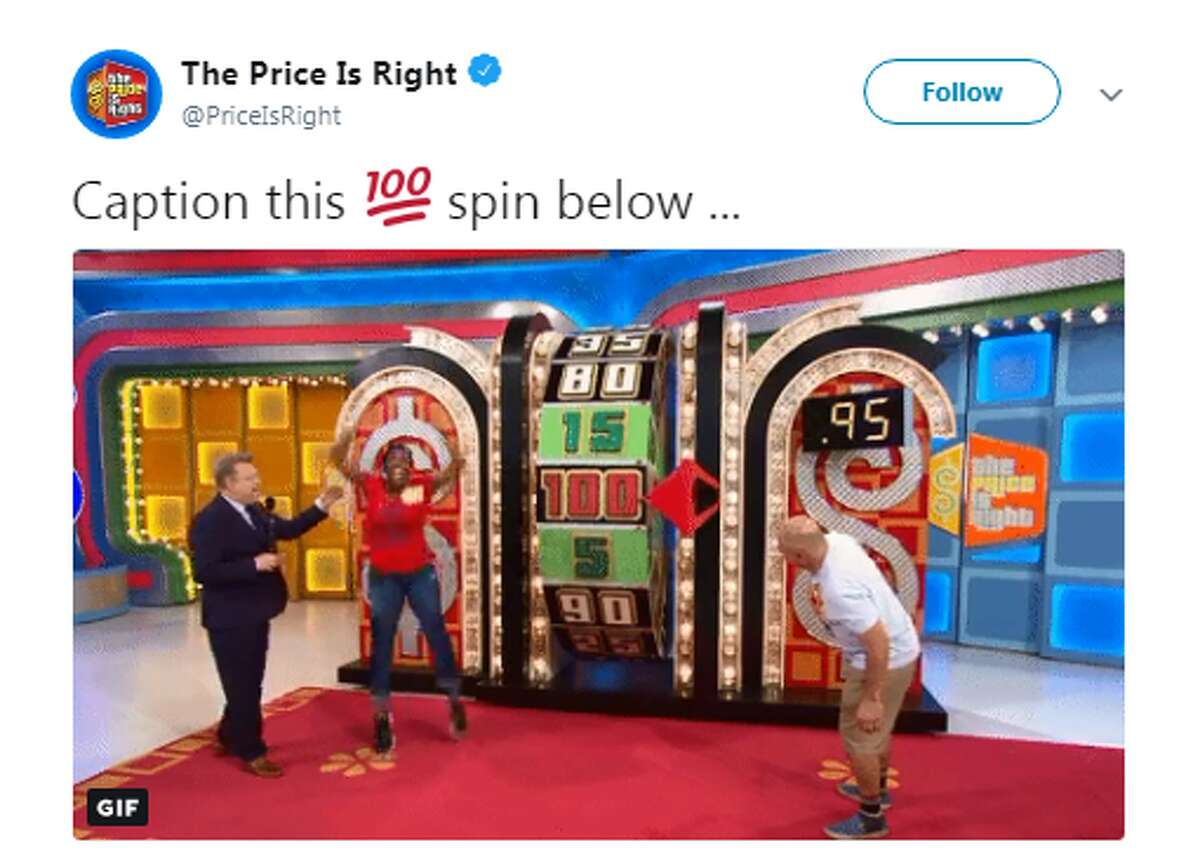 Source: Twitter Browse through the photos for some of the Tweets from Lisa Beverley's championship run through The Price Is Right.