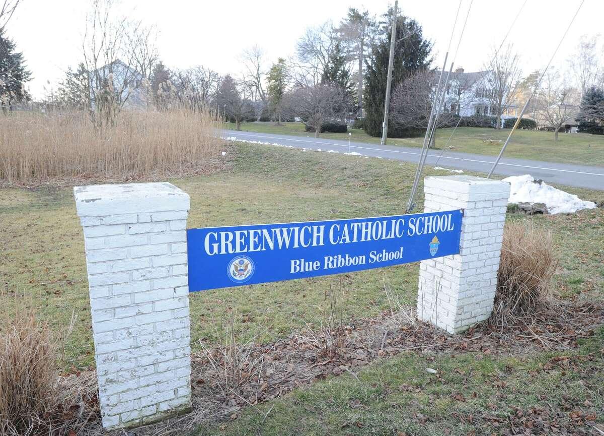 Greenwich Catholic School at 471 North Street in Greenwich.