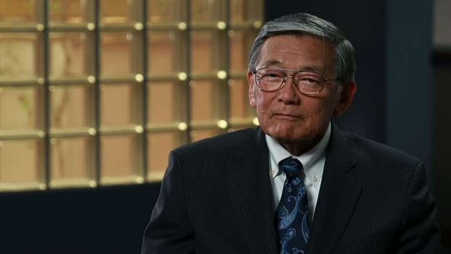 Norm Mineta, a San Jose native who was forced into an internment camp during World War II, is set to attend the screening of a documentary about him. Photo: CAAMFest