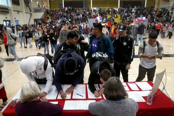 New voting process to make its mark in some Bay Area