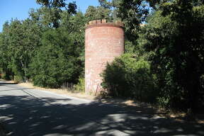 The Frenchman's Tower on Old Page Mill Road in Palo Alto.