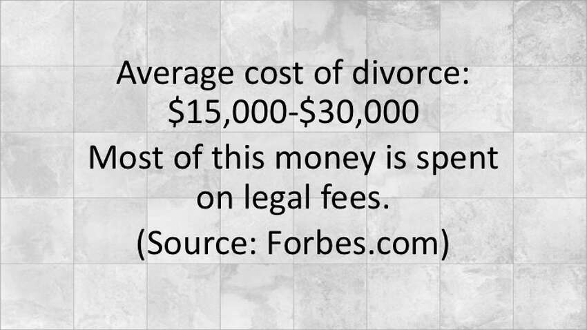 Interesting statistics and facts on divorce in the U.S. and California.