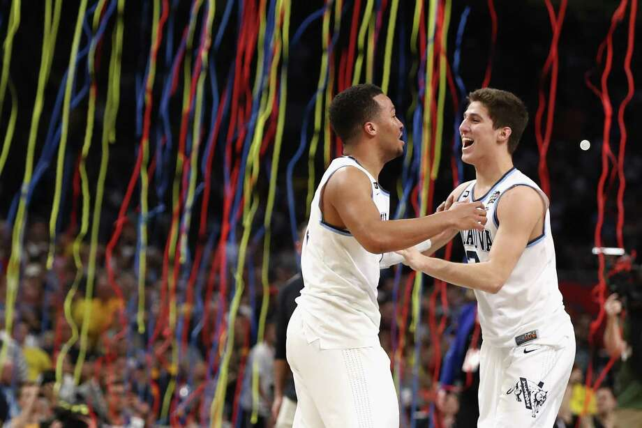The NCAA Men's Final Four championship tournament helped San Antonio International Airport set a new record for passenger growth with more than 848,000 travelers passing through the airport in March. Photo: Ronald Martinez / / 2018 Getty Images
