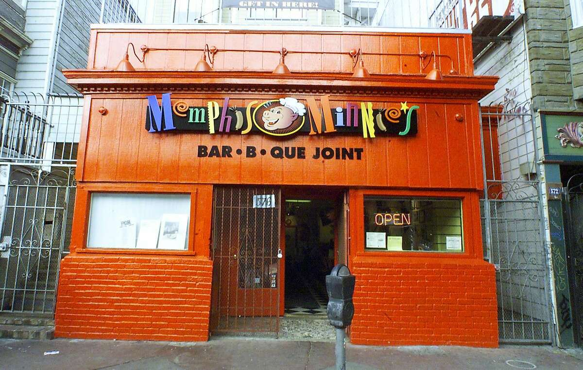Memphis Minnie's on Haight Street.
