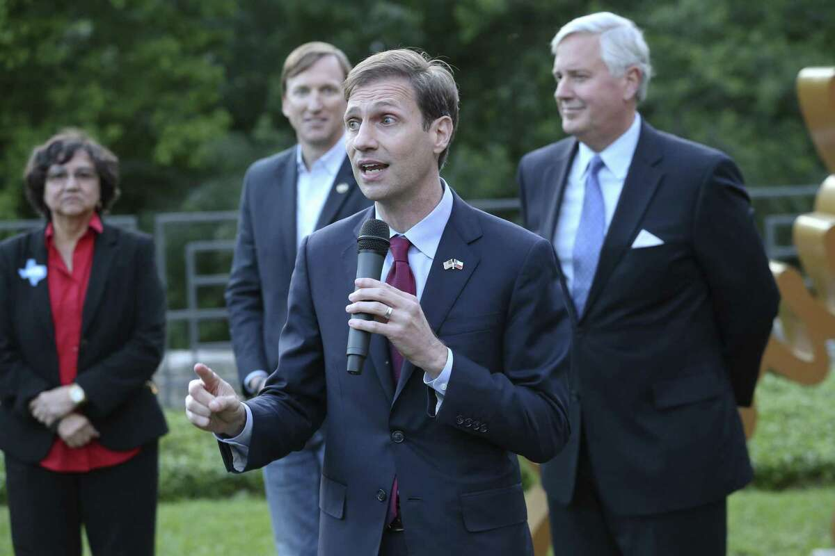 Justin Nelson, a political newcomer and lawyer, has focused his campaign on attacking Paxton's integrity, reminding voters the attorney general is under indictment in a securities fraud case. Scroll through to see mega-donors for Texas politicians
