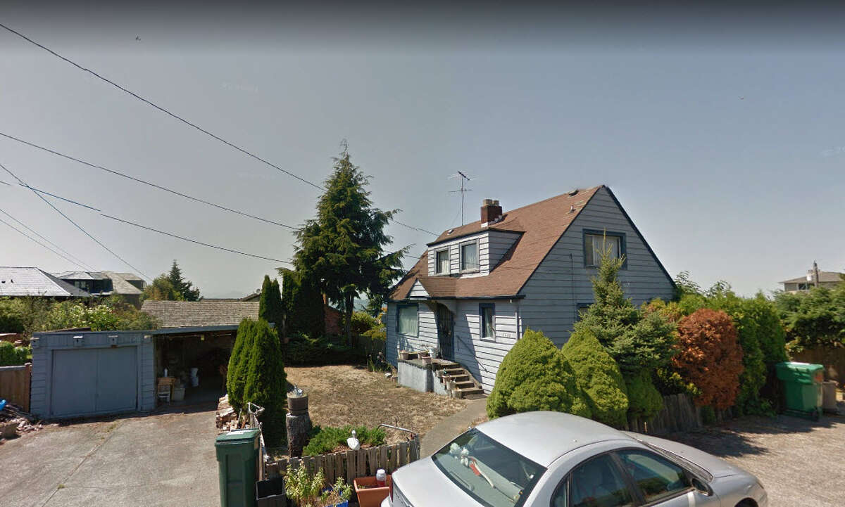This house for sale in Ballard is listed as a possible tear-down, with