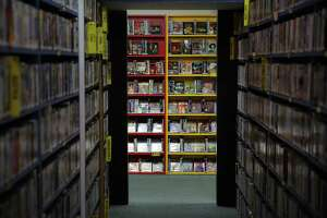 Scarecrow Video on Roosevelt Way NE is celebrating 30 years in business. The rental shop, which boasts over 130,000 titles (more than any other video store in the country), became a non-profit in 2014.
