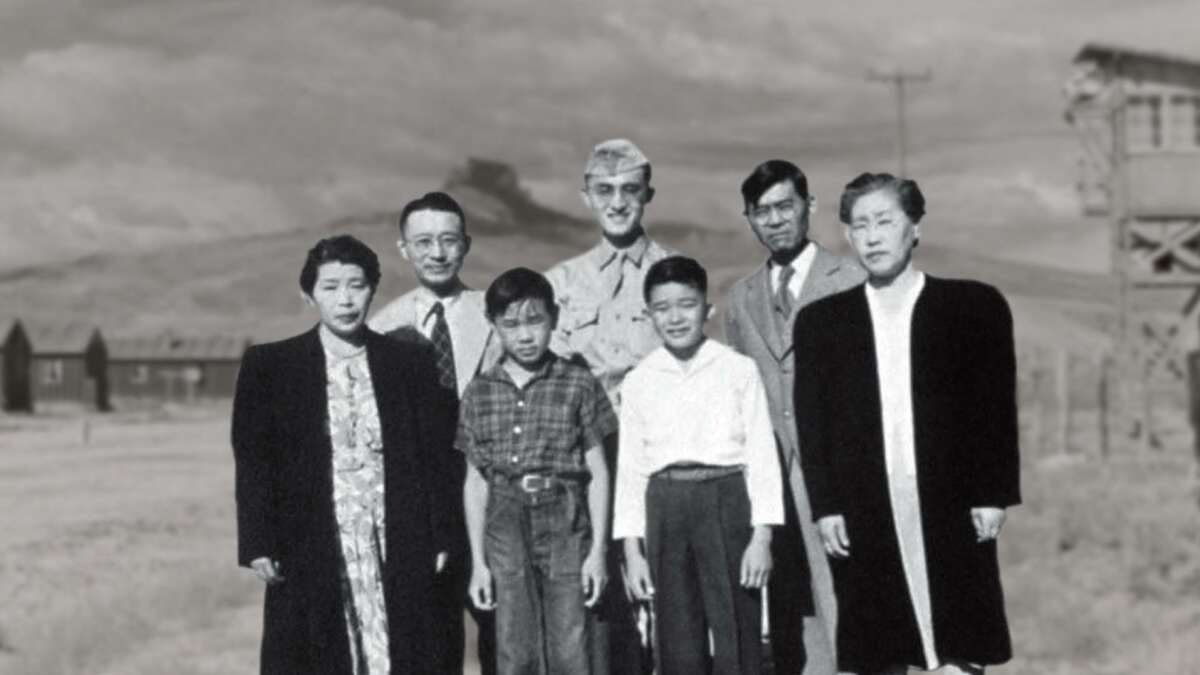 """Former congressman and cabinet secretary under two presidents, Norman Mineta, wholived in a JapaneseAmerican internment camp as a boy during World War II,is the subject of the documentary """"An American Story: Norman Mineta and His Legacy."""""""