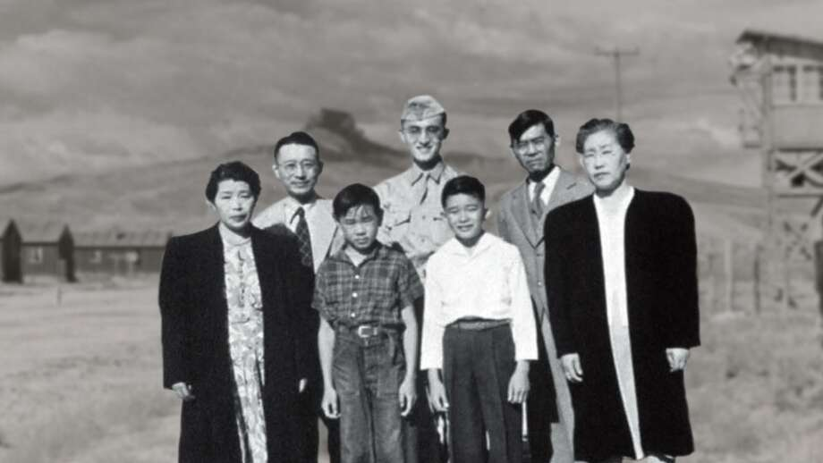 "Former congressman and cabinet secretary under two presidents, Norman Mineta, who lived in a Japanese American internment camp as a boy during World War II, is the subject of the documentary ""An American Story: Norman Mineta and His Legacy.""  Photo: CAAMFest"