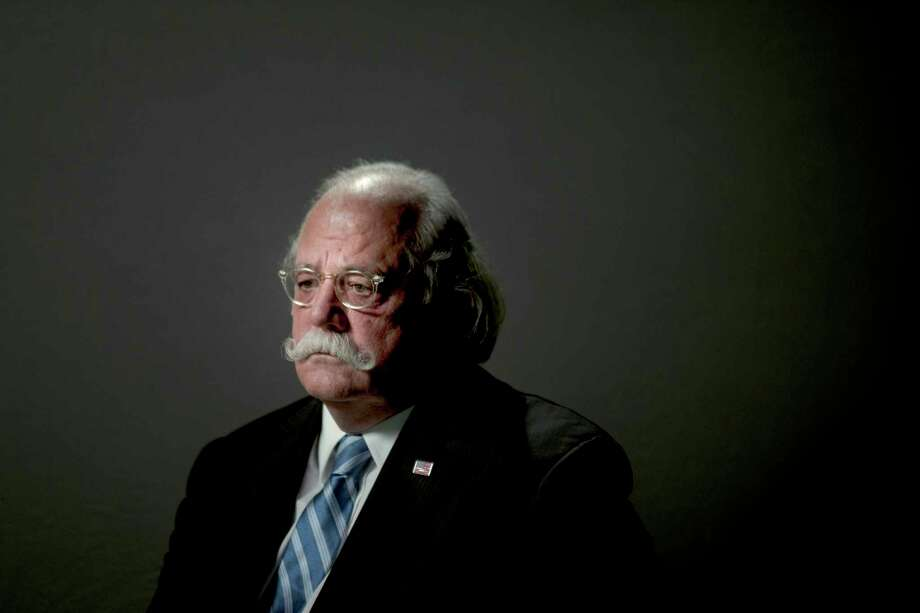 FILE -- Ty Cobb, the White House lawyer who has taken the lead in dealing with the special counsel investigation, sits for a portrait in Washington on Oct. 26, 2017. President Donald Trump plans to hire Emmet Flood, the veteran Washington lawyer who represented Bill Clinton during his impeachment, to replace Cobb, who is retiring, according to two people briefed on the matter.  (Gabriella Demczuk/The New York Times) Photo: GABRIELLA DEMCZUK / NYTNS