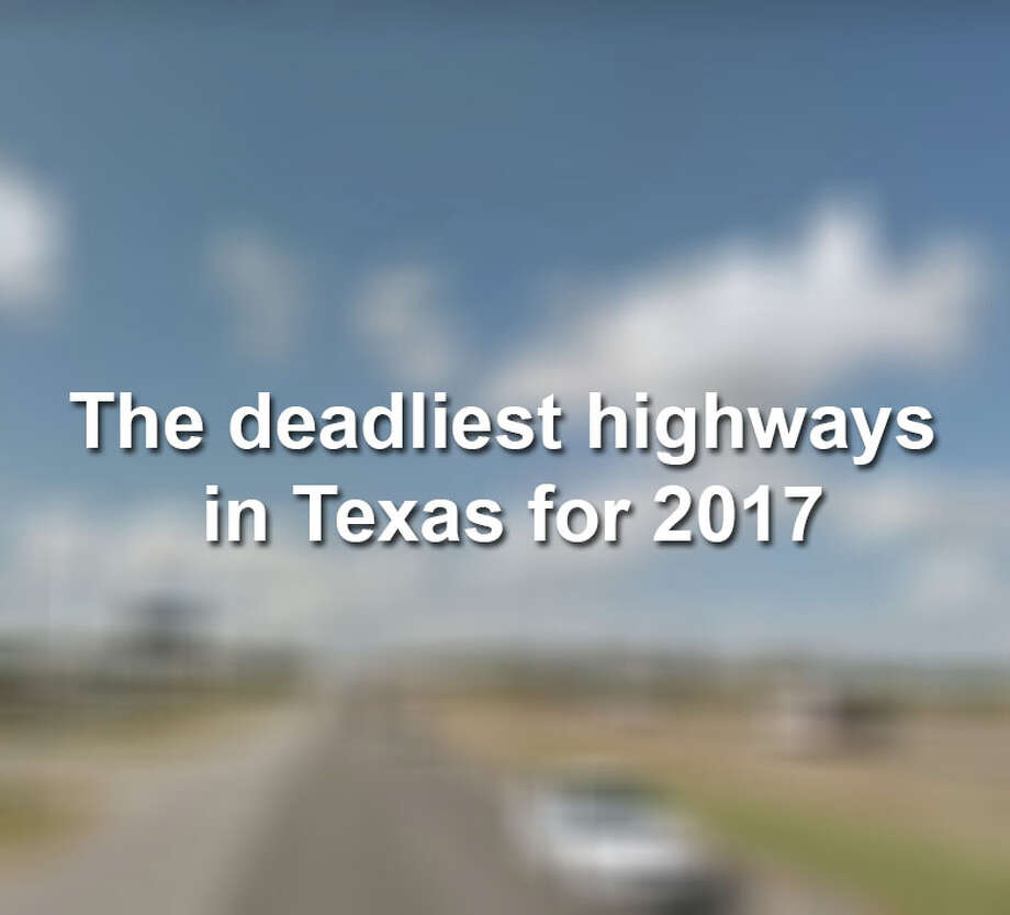 Scroll through to see the deadliest highways in the Lone Star state. Photo: Laredo Morning Times