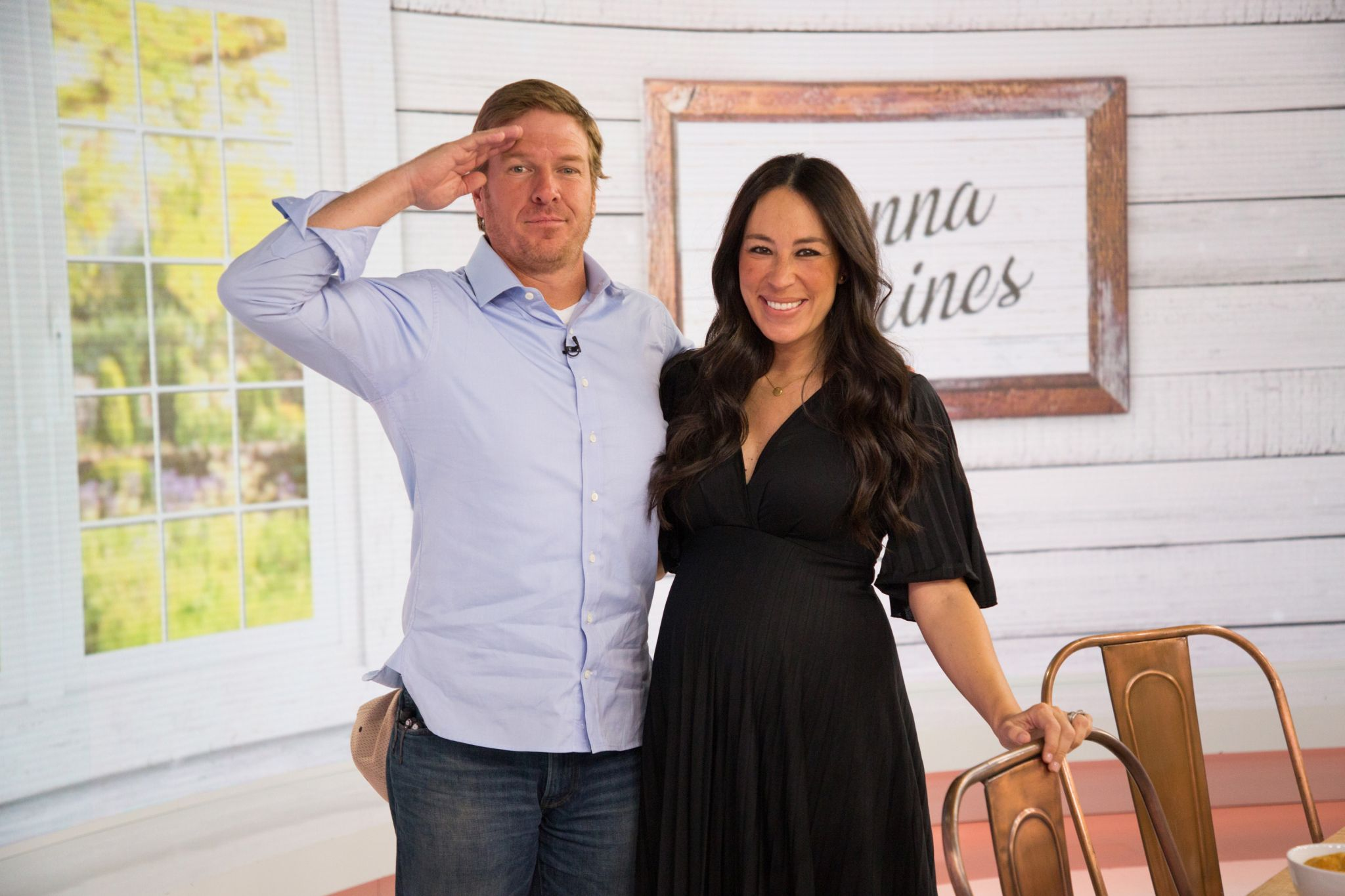 Chip And Joanna Gaines' Magnolia Homes Settles With EPA