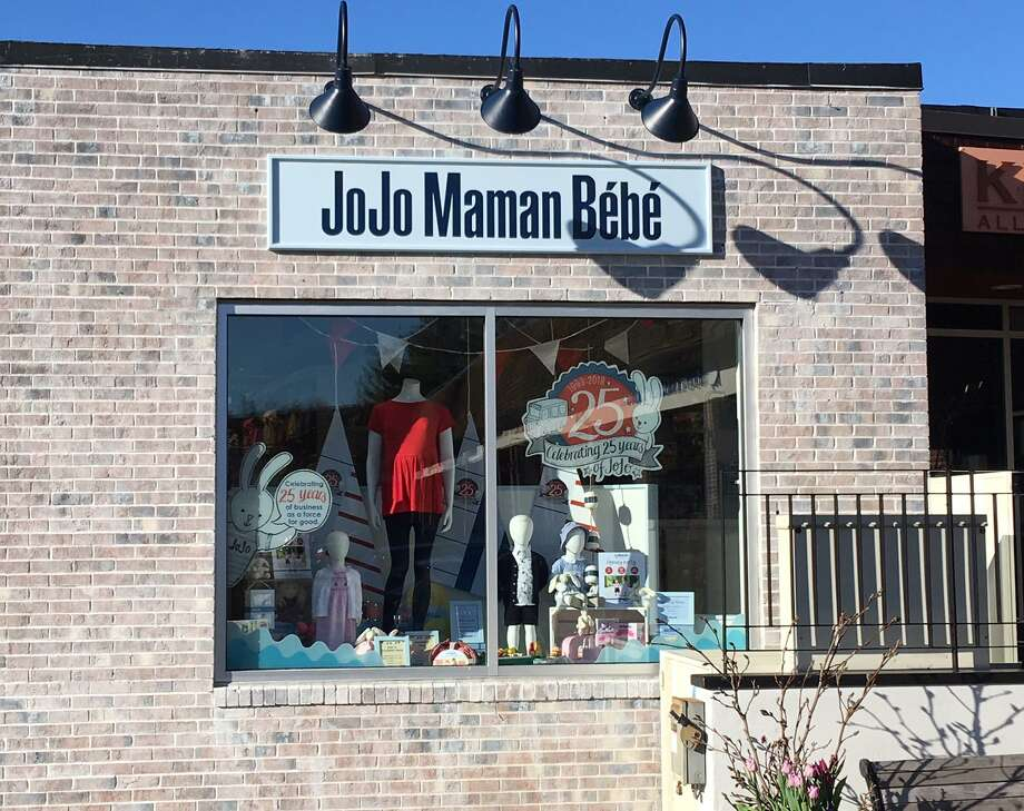 Jojo Maman Bebe opened at 275 Post Road East in Westport on April 20. Photo: Contributed / Contributed Photo / Westport News contributed