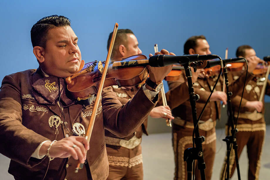 IF YOU GO: Phyllis and Bob Cowan Performing Arts Series presents Mariachi Los Camperos, 7:30 p.m. today at Chaparral Center at Midland College, 3600 Garfield St. midland.edu. Photo: Courtesy Photo