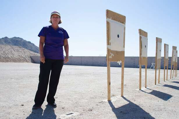 Carrie Lightfoot started The Well Armed Woman in 2012, and in two years has grown the business into one of the largest female-focused shooting groups in the United States. To her, it exemplifies the trend of women becoming more independent. Photo by Natalie Krebs/News21.