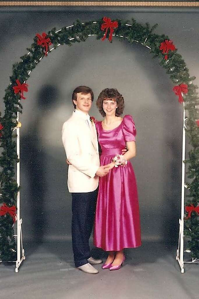 1989: Scoop-Neck Dresses Scoop-neck dresses were all the rage in '89. Bonus points if they happened to be bright pink and worn with matching shoes. Photo: Flickr/grilled Cheese