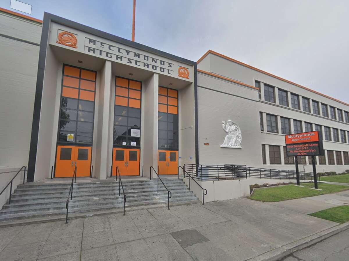 McClymonds High School in Oakland, Calif.