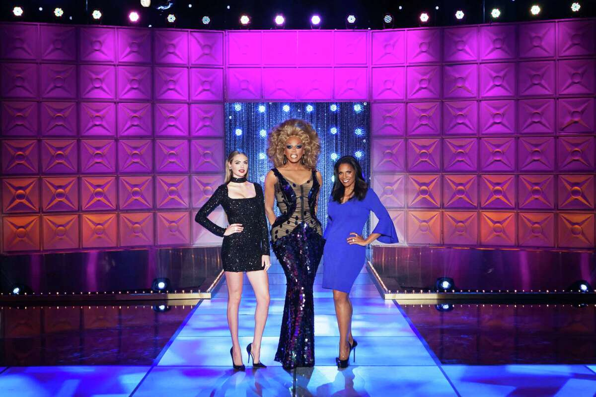 Supermodel Kate Upton and Broadway star Audra McDonald guest judge on the RuPaul's Drag Race Snatch Game episode.