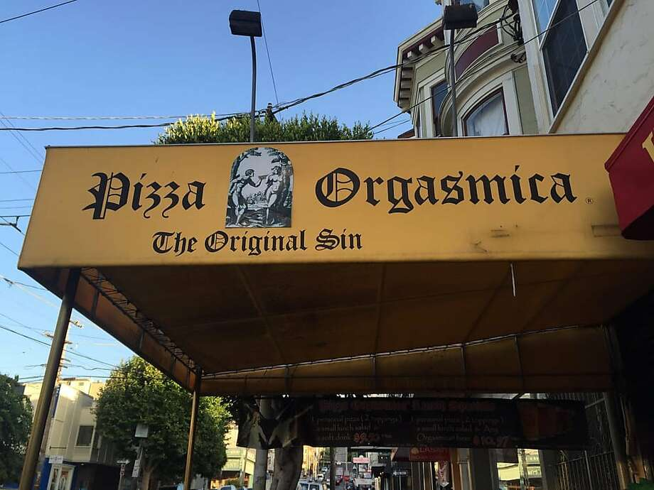 Pizza Orgasmica. Photo: Yelp
