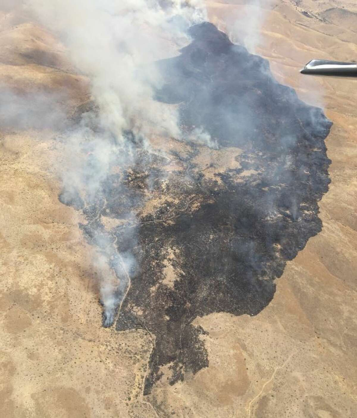 As of noon Thursday theMcDannald Firewas at 15 percent containment.