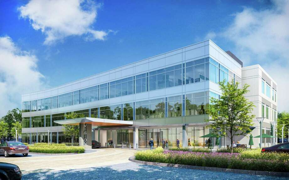 Everson Developments will soon start construction on the 58,000 square-foot 121 Vision Park Medical Office Building. Gill Plastic Surgery and Dermatology has signed a lease for the first floor of the three-story building. Photo: Ziegler Cooper Architects
